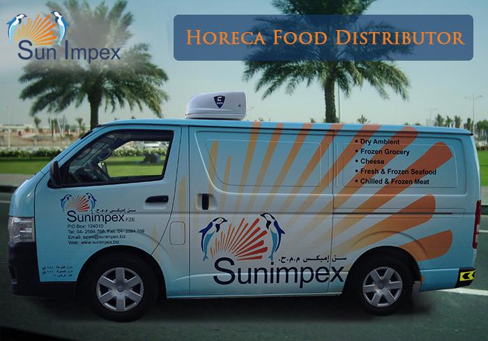 Horeca Food distributor